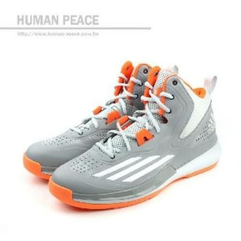 adidas Title Run 籃球鞋 灰 男款 no067