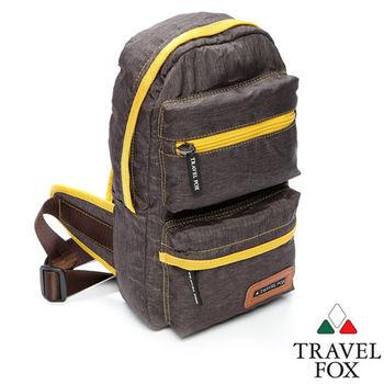 Travel Fox 旅狐法默斜背包(岩灰)(TB676-98)