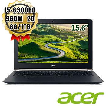 ACER 宏碁 VN7-592G-54Q3 15.6吋 FHD i5-6300HQ 獨顯GTX 960M 2G Win10筆電