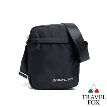 Travel Fox 旅狐245輕量四層隨身包(黑)(TB687-01)