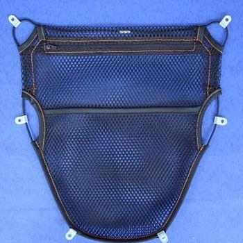 麥格熱 機車拉鍊置物袋-大 W-13