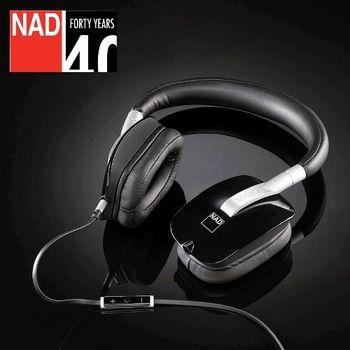 【英國NAD】VISO HP50 時尚動圈耳罩式耳機