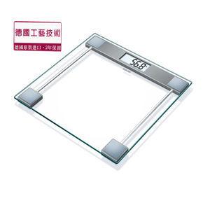 【Beurer】德國博依玻璃電子體重計(GS11)