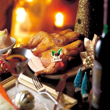 【騰龍食品】德國豬腳+脆皮珍珠烤雞