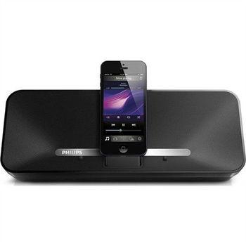 【飛利浦】攜帶型藍牙/iPhone 5 FUN音機 AD385