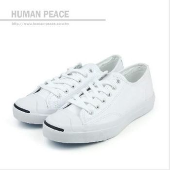 CONVERSE Jack Purcell Leather 休閒鞋 白 男女款 no223