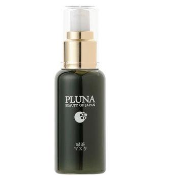 PLUNA-綠茶淨白膠原面膜(65g/瓶,共1瓶)
