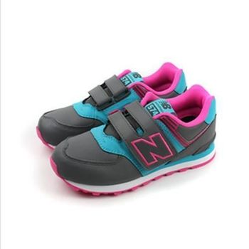 New Balance 574系列 運動鞋 藍綠 大童 no843