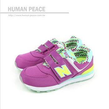 New Balance 574系列 運動鞋 紫 大童 no804