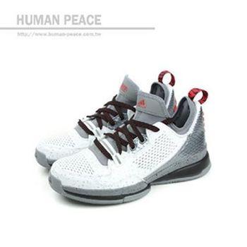 adidas D LILLARD 籃球鞋 白 大童 no131