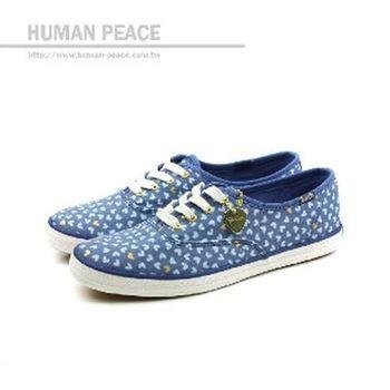 Keds 帆布鞋 藍 女款 no146