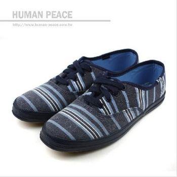 Keds 帆布鞋 藍 女款 no136