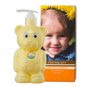 【PERTHS KEY栢司金】我的寶寶溫和洗髮露385g