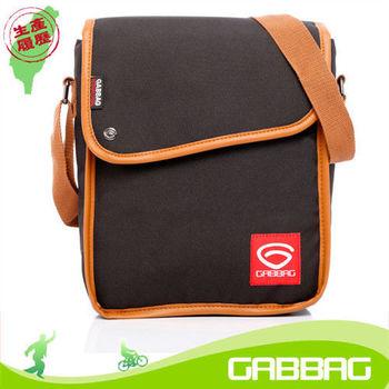 GABBAG 長崛側背包(iPad平板可入)(雙色)(GB14107)