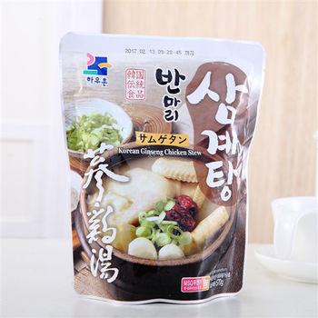 【一等鮮】韓國好午村人蔘雞3包 (570g/包)