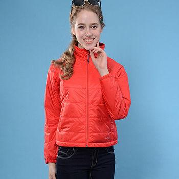 【FOX FRIEND 狐友】女款超細纖維保暖外套(706)