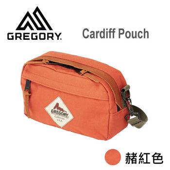 【美國Gregory】Cardiff Pouch日系休閒側背包-赭紅色