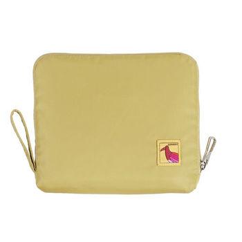 【SUMDEX】NOA-720(PP紅色/GM黃色)造型收納側背袋