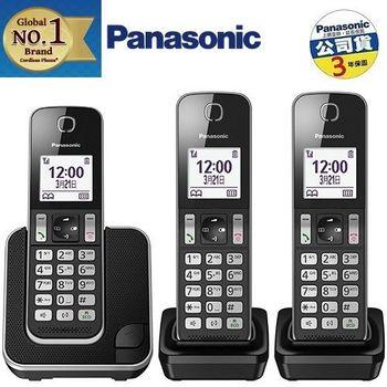 Panasonic DECT節能數位無線電話 KX-TGD313