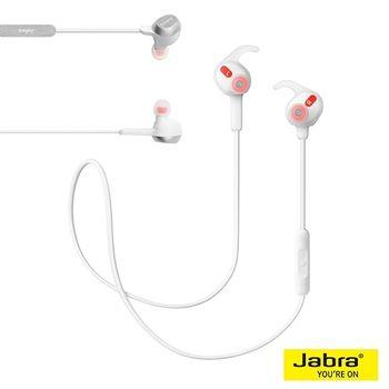 JABRA ROX WIRELESS 捷波朗洛奇無線藍牙耳機 白色
