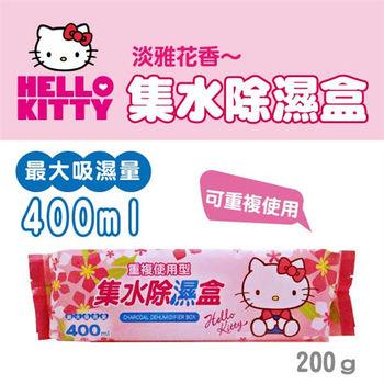 Hello Kitty 集水除濕盒 (淡雅花香) 200g/盒X6