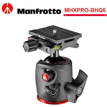 Manfrotto MHXPRO-BHQ6 XPRO-BHQ6 球型雲台