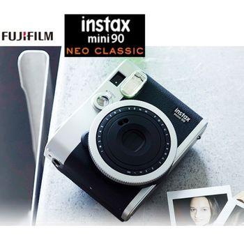 FUJIFILM instax mini 90 復古拍立得相機 (公司貨)