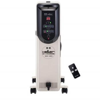 『HELLER』☆嘉儀 10片葉片式電暖爐 KED-510T