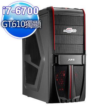 華碩平台【神蹟天堂】六代i7四核 610獨顯 1TB大容量燒錄電腦
