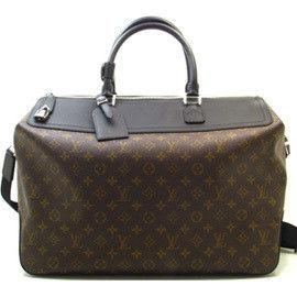 LV M56716 Greenwich 經典花紋旅行袋/手提袋.附背帶 (預購)