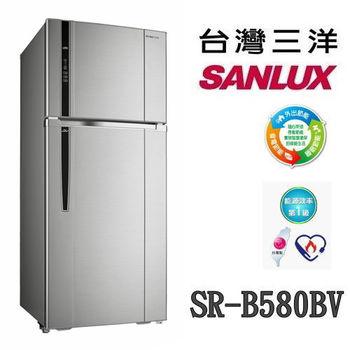 台灣三洋 SANLUX 直流變頻雙門冰箱 580公升 SR-B580BV