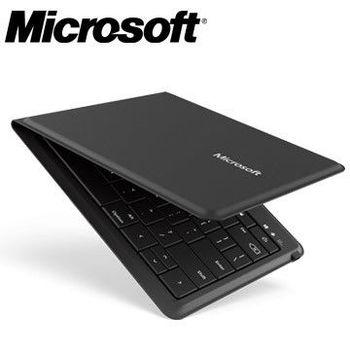 【Microsoft 微軟】 萬用折疊式鍵盤