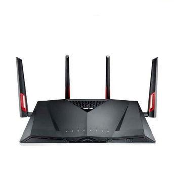 【ASUS 華碩】 RT-AC88U雙頻無線AC3100 Gigabit 分享器