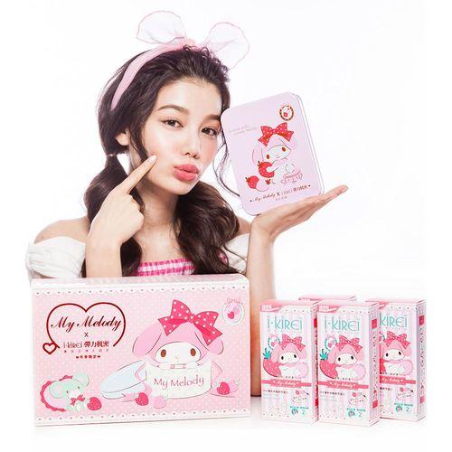 【i-KiREi】 美樂蒂草莓園-Q彈美妍禮盒