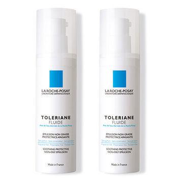 理膚寶水 多容安濕潤乳液(40ml) 2入組(加贈理膚體驗包6包)