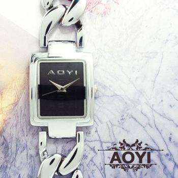 AOYI豪雅時尚鍊錶