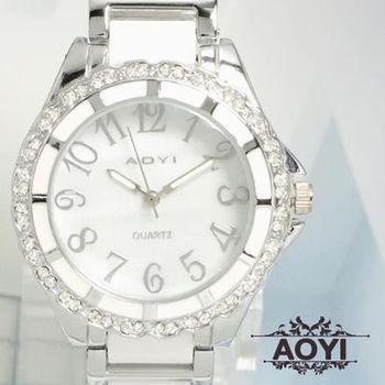 AOYI 晶鑽陶瓷腕錶