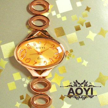 AOYI潮流時尚鍊錶