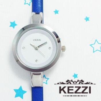 KEZZI 韓版巧緻皮錶