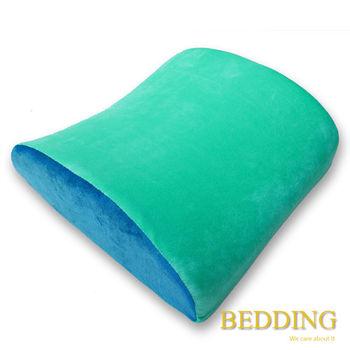 【BEDDING】 科技記憶棉舒壓護腰枕-綠