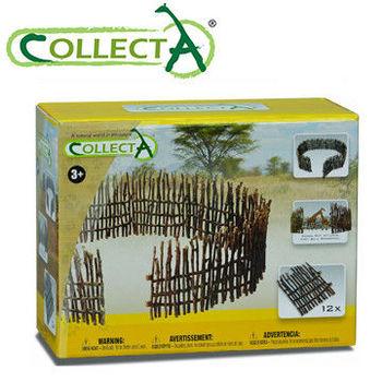 【CollectA】樹木圍籬