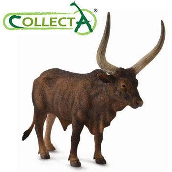 【CollectA】大角公牛