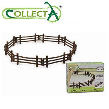 【CollectA】牛欄(圓木欄)