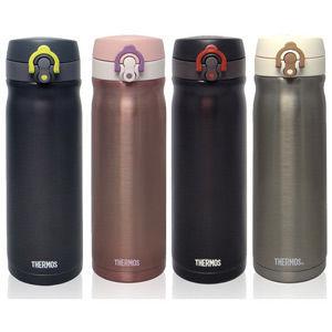 【膳魔師】500ml不鏽鋼真空彈蓋隨手保溫杯瓶 JMY-501