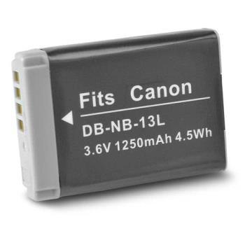 Kamera 鋰電池 for Canon NB-13L