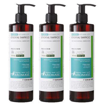 Aromase艾瑪絲 育髮全效洗髮精(350ml) 3入組