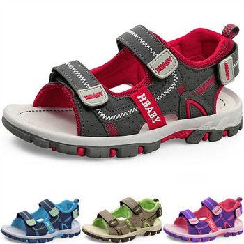 (預購)【Hostingbaby】H7262/H7223童鞋兒童鞋男童涼鞋新款韓版潮 軟底寶寶涼鞋沙灘鞋