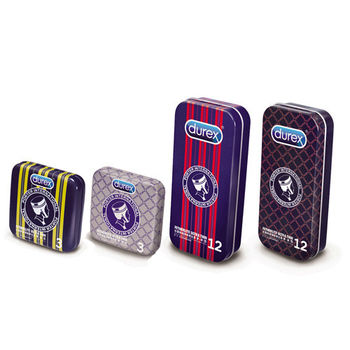 【Durex杜蕾斯 x Porter】保險套 超薄裝更薄型 超值組