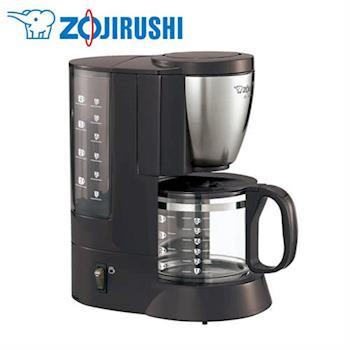 『ZOJIRUSHI』 ☆ 象印 6人份滴漏式咖啡機 EC-AJF60