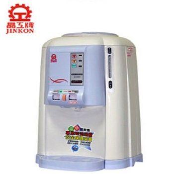 晶工牌8公升全開水溫熱開飲機 JD-1507